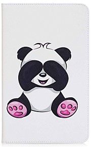 Case For Samsung Galaxy Full Body Cases Tablet Cases Panda Hard PU Leather for Tab A 10.1 (2016)