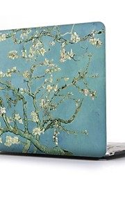 MacBook Herbst Blume TPU für MacBook Air 13 Zoll / MacBook Air 11 Zoll / MacBook Pro 13 Zoll mit Retina - Bildschirm