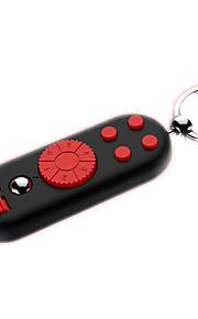 Fidget Pad Stresslindrende legetøj Legetøj Cirkelformet Stress og angst relief Kontor Skrivebord Legetøj Lindrer ADD, ADHD, angst, autisme
