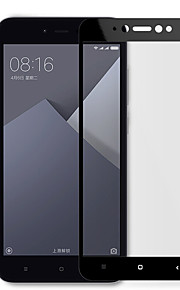 Screen Protector for Xiaomi Xiaomi Redmi Note 5A Tempered Glass Full Body Screen Protector High Definition (HD) 9H Hardness 2.5D Curved