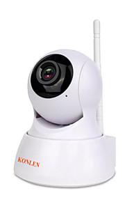 KONLEN® Wireless Security Video IP Camera 720P WIFI HD CCTV Surveillance Indoor Home P2P Network IP Cam Night Vision TF SD Audio XMEye