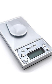 High Precision Mini Jewelry Electronic Scales(Weighing Range: 10G/0.001G)