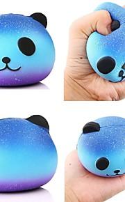 Antiestresse Brinquedos Redonda Céu Estrelado e Galáxias O stress e ansiedade alívio Panda - Crianças Adulto 1 Peças
