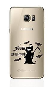 Кейс для Назначение SSamsung Galaxy S8 Plus S8 С узором Задняя крышка Мультипликация Мягкий TPU для S8 S8 Plus S7 edge S7 S6 edge plus S6