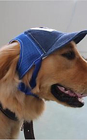 Gato Cachorro Chapéus, Bonés e Bandanas Roupas para Cães Outros Material Primavera/Outono/Inverno/Verão Casual Lolita Carta e Número Café