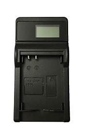 Ismartdigi 5L LCD USB Camera Battery Charger for Canon NB-5L SX210 220 230HS IXUS 950 960 970 980 990 - Black