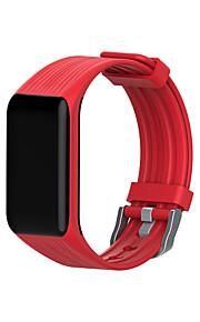 mgcool banda 3 pulseira inteligente modo de suspensão bateria recarregável sensor de dedo antiderrapante sensor de g sensor sensor de