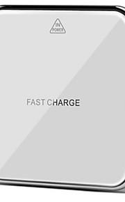 شاحن لاسلكي الهاتف شاحن أوسب USB Qi مخرجUSB 1 1A DC 5V iPhone X iPhone 8 Plus iPhone 8 S8 Plus S8 S7 Active S7 edge S7 S6 edge plus S6