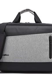 15,6 Zoll Mode britischen Stil mit USB Lade Port Laptop Umhängetasche Handtasche für Dell / hp / Sony / Acer / Lenovo etc