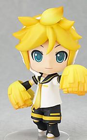 anime figurki inspirowane vocaloidem kagamine len pvc cm model zabawki lalka zabawka