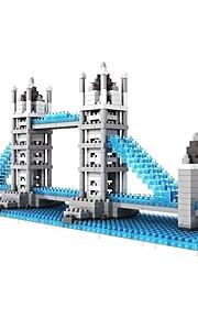 Klocki SUV Zabawki Znane budynki Architektura Architektura Non Toxic Klasyczny Dla dorosłych 570 Sztuk