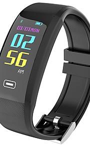 Smart Bracelet Calories Burned Pedometers Exercise Record Heart Rate Sensor APP Control Pulse Tracker Pedometer Activity Tracker Sleep