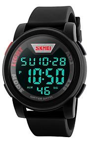 Homens Crianças Relógio Esportivo Relógio de Moda Relógio Casual Chinês Digital Calendário Impermeável Cronômetro Noctilucente Relógio