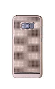 hoesje Voor Samsung Galaxy S8 Plus S8 Ultradun Achterkantje Effen Kleur Hard PC voor S8 Plus S8 S7 edge S7 S6 edge S6 S5 S4