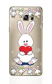 Custodia Per Samsung Galaxy S8 Plus S8 Fantasia/disegno Per retro Cartoni animati Morbido TPU per S8 Plus S8 S7 edge S7 S6 edge plus S6