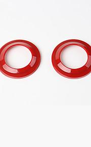 Automotive Interior Speaker Covers DIY Car Interiors For Jeep 2008 2009 2010 2011 2012 2013 2014 Wrangler Plastic