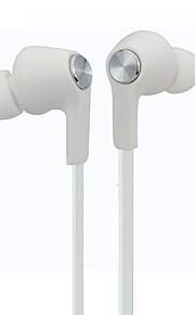LIZU i-TY001 귀에 유선 헤드폰 동적 구리 모바일폰 이어폰 마이크 포함 헤드폰