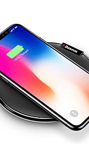 شاحن لاسلكي شاحن يو اس بي USB شاحن لاسلكي / Qi مخرجUSB 1 1 A iPhone 8 Plus / iPhone 8 / S8 Plus