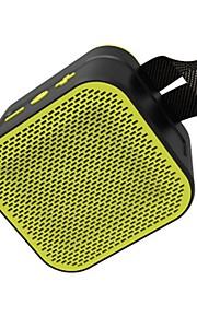 NR1017 Speaker Utomhus Bluetooth högtalare Bluetooth 4.1 Audio (3.5 mm) Grön Svart Gul Röd Blå
