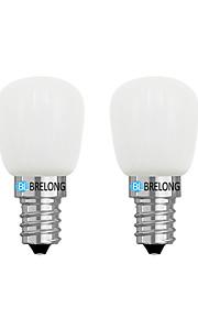 2шт 2W 120 Круглые LED лампы 1 светодиоды COB Диммируемая Тёплый белый Белый 3000-3500  6000-6500