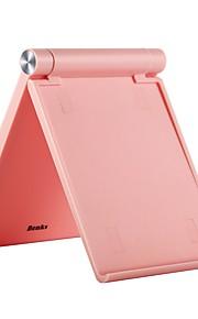 Skrivbord Mobiltelefon Surfplatta stativ Vikbar Justerbart Stativ Universell Halksäker ABS Hållare
