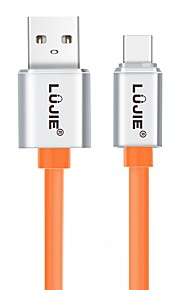 USB 2.0 Connect Cable, USB 2.0 to USB 2.0 Type C Connect Cable Male - Male <1m/3ft 480 Mbps