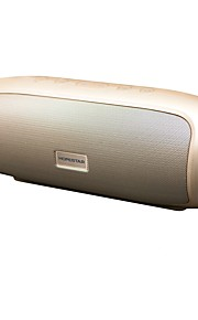 A14 Speaker Bluetooth högtalare Bluetooth 3.0 Audio (3.5 mm) Guld Svart