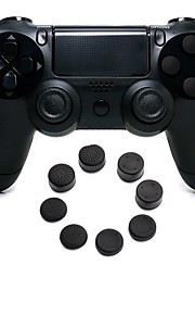 Wireless Bluetooth Game Controller Gamepad Controller Joystick Gamepads with Silicone Cap for PS4
