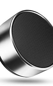 NBY20 Bluetooth högtalare Bluetooth 4.0 Audio (3.5 mm) 3,5 mm AUX Bokhyllehögtalare Subbas Svart Silver