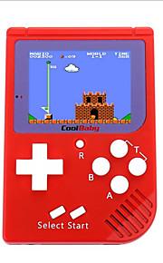 mini gamee Audio IN Batterien und Ladegeräte 100 Spiele Micro USB 2.0 Bis zu 200 Stunden