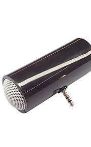 Speaker Ministil 3.5mm Højtalere Til Boghylder Lilla Gul Rød Blå Lys pink