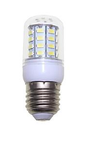 SENCART 1pc 3W 300 lm E14 G9 GU10 E26/E27 B22 LED-kornpærer T 40 leds SMD 5730 Dekorativ Varm hvit Kjølig hvit 110-120V 220V-240V