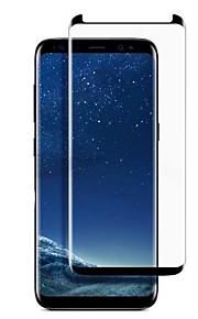 Proteggi Schermo Samsung Galaxy per S9 Vetro temperato 1 pezzo Proteggi-schermo frontale Estremità angolare a 3D Anti-graffi A prova di