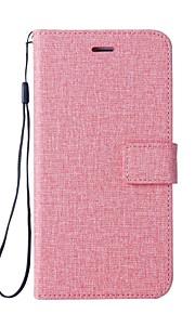 Custodia Per Sony Xperia XZ Premium Xperia XZ1 Compact Porta-carte di credito A portafoglio Con supporto Con chiusura magnetica Integrale