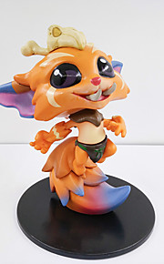 Anime Action Figurer Inspirert av LOL Andre PVC CM Modell Leker Dukke Herre Dame