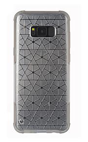 ケース 用途 Samsung Galaxy S8 Plus S8 パターン バックカバー 幾何学模様 ハード PC のために S8 Plus S8