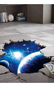 Wallstickers Dekorative Mur Klistermærker - 3D mur klistermærker Abstrakt Kan fjernes