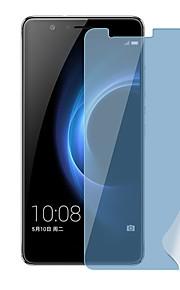 Skärmskydd Huawei för Huawei Honor V8 PET 1 st Displayskydd framsida Ultratunnt Explosionssäker