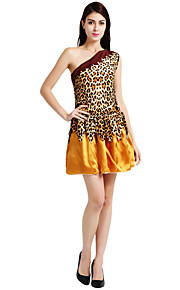 American Indian Party Costume Women's Christmas Festival / Holiday Halloween Costumes Yellow American/USA Ethnic