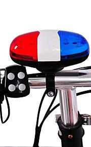 Fietsbel Anti-schok, Duurzaam, alarm Fietsen / Fiets met vaste versnelling Kunststoffen Blauw