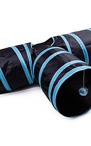 Tubes & Tunnels Compatible avec animaux de compagnie Acier inoxydable / Polyester Pour Chiens / Chats / Animaux de Compagnie