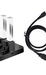 DOBE Med ledning Lader Til Nintendo Switch Kreativ Lader ABS 1pcs enhet 100cm USB 2.0