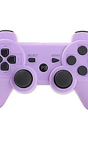 Trådløs Game Controllers Til Sony PS3, Bluetooth Bærbar Game Controllers ABS 1pcs enhet USB 3.0