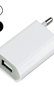 Portable Charger USB Charger EU Plug QC 3.0 1 USB Port 1 A 100~240 V for Universal