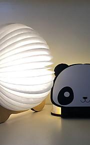 1pc LED Night Light Wissel USB Aanbiddelijk 5 V
