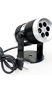 BRELONG® 1pc Luz de noche LED RGB Alimentación AC Creativo / Lámpara de la atmósfera / US 110-120 V