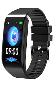 Indear X3 Γυναικεία Έξυπνο βραχιόλι Android iOS Bluetooth Smart Αθλητικά Αδιάβροχη Συσκευή Παρακολούθησης Καρδιακού Παλμού Μέτρησης Πίεσης Αίματος