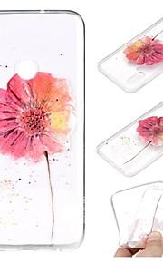 tok Για Huawei Huawei Nova 4 / Τιμητική τιμή V20 Διαφανής / Με σχέδια Πίσω Κάλυμμα Λουλούδι Μαλακή TPU για Huawei Nova 3i / Huawei Nova 4 / Huawei Note 10