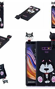 tok Για Samsung Galaxy Note 9 / Note 8 Με σχέδια Πίσω Κάλυμμα Σκύλος / Κινούμενα σχέδια Μαλακή TPU για Note 9 / Note 8