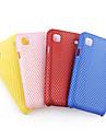 engrenar caso estilo protetor para samsung i9000 (cores sortidas)